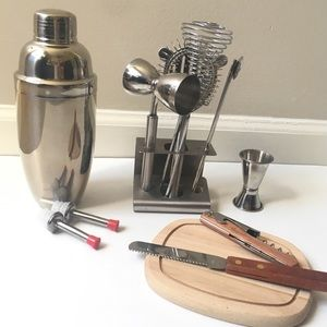 Other - Bartending Set 12 Piece
